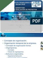 7.2 organizacion