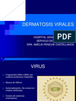 DERMATOSIS VIRALES