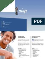 Portfólio Oiep - PT/EN