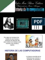 Historia de Las Computadoras Djl