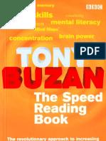 Tony Buzan - Speed Reading Book