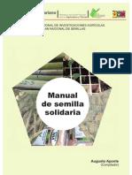 Manual Semilla Solidaria
