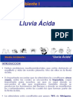 Lluvia Acida I