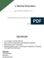 psy2 organic mental disorders