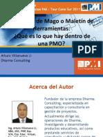 Arturo Villanueva Funciones de Una PMO v3