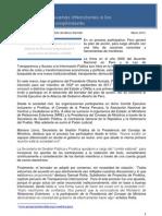 Case OGP Peru