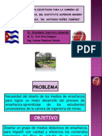 Presentación sobre Diseño de Maquetas, Diosdanis 14022012