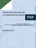 Ponencia 3 - Desarrollo psicosexual