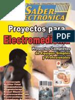 Libro de Proyectos Para Electromedicina