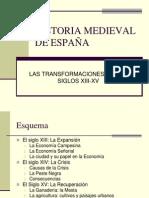 HISTORIA MEDIEVAL DE ESPAÑA