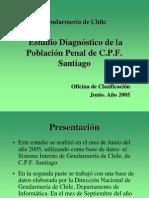 Diagnóstico población penal 2005