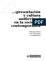 Ardevol Elisenda Representacion y Cultura Audiovisual