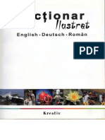 Dictionar Ilustrat English Deutch Roman