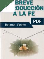 forte, bruno - breve introduccion a la fe.pdf