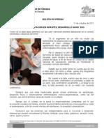 11/11/11 Germán Tenorio Vasconcelos BUENA ALIMENTACIÓN EN INFANTES, DESARROLLO SANO, SSO