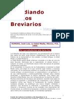 Romero, José Luis - La Edad Media. Guía didáctica
