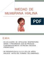 Enfermedad  de membrana  hialina. donation.pptx