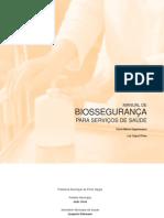 Manual Biosseguranca 2003 ANVISA