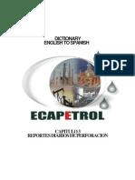 Vocabulario General Reportes Ingles-Espanol