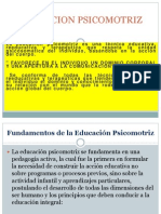 EDUCACION PSICOMOTRIZ PW2