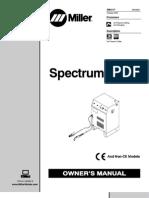 Miller Spectrum 1250 Plasma Cutter