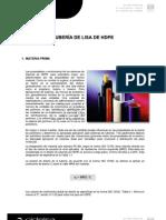 Especificaciones Tubería HDPE