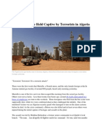 over 800 people held captive by terrorists in algeria