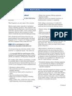 Metal Inclusion, Haccp FDA Seafood Ch20