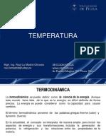 Capitulo 1 - Temperatura