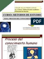 5 Proceso Del Conocimiento Humano