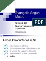 4518753 Evangelio de San Mateo Analisis