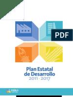 021 Puebla PED 2011 - 2017