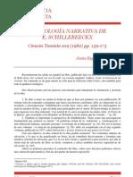 Cristologa narrativa de E_ Schillebeeckx - Jesús Espeja Pardo