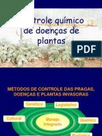 Controle químico de Doenças de Plantas
