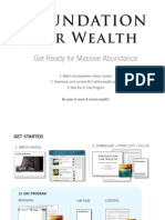 I Am Wealth Foundation Wealth Pages