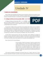 Ética e Legislação - Trabalhista e Empresarial_Unidade IV