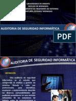 Auditoria en Seguridad Informatica
