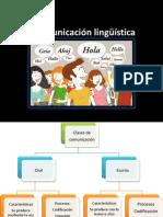 La comunicación lingüística