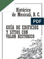 Centro Historico Mexicali Edificios