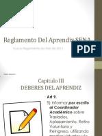 Ultima Reforma Reglamento Aprendiz