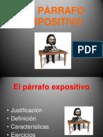 2e. PARRAFOS EXPOSITIVOS