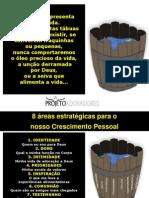 CRESCIMENTO PESSOAL apresentação