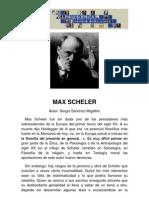Philosophica Enciclopedia MAX SCHELER