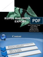 Rs & Import & Export