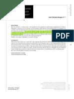 El Banco Mundial y la politización de su mandato.José Germán Burgos S.