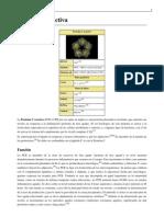 Wikipedia - Proteína C reactiva