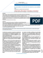 Incidencia de Infecciones Asociadas a la Atención de la Salud en una unidad neonatal de segundo nivel