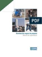Dispensing Propane Safely Training Manual--Spanish