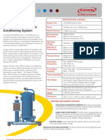 Kaydon KC-30 Turbo-TOC® Turbine Oil Conditioning System