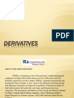 About Derivatives